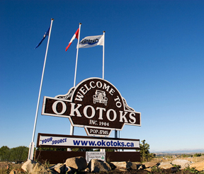 Buy your new home in Okotoks