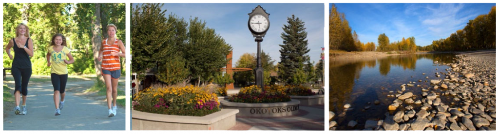 Images courtesy of Okotoks Economic Development